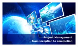 Project Management design & build installation
