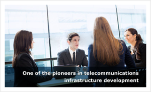 Telecommunications service provider, networking infrastructure